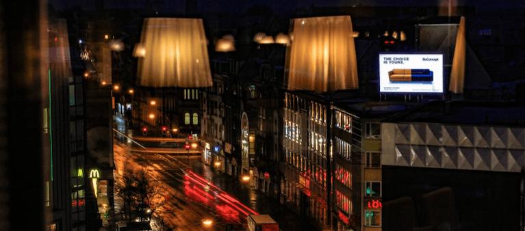 LED Display Bielefeld