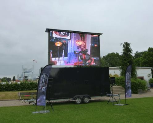 LED Video Trailer