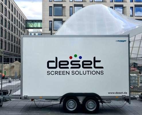 LED Display Trailer